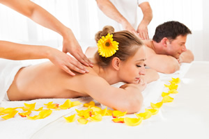 Couples' Massage in Charleston SC