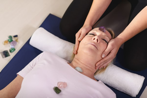 Reiki Session in Charleston